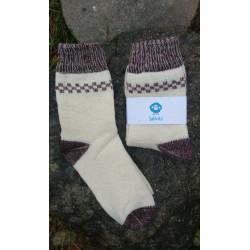 Czech woolen socks