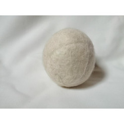 Wool ball for tumble dryer...