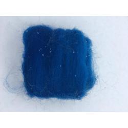 Hand-dyed czech sheep wool